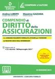 Compendio di diritto delle assicurazioni. Con espansione online Libro di  Massimo Gazzara, Andrea Luberti