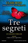 Tre segreti Ebook di  Clare Boyd