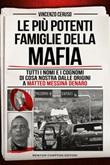 Le più potenti famiglie della mafia. Tutti i nomi e i cognomi di Cosa Nostra Ebook di  Vincenzo Ceruso, Vincenzo Ceruso