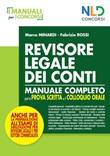 Manuale per revisore legale dei conti per la prova scritta e orale Libro di  Marco Mainardi, Fabrizio Rossi