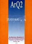 ArQ. Architettura quaderni. Vol. 2: Libro di