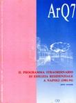 ArQ. Architettura quaderni. Vol. 7: Libro di