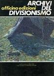 Archivi del divisionismo Libro di