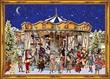 Calendario dell'avvento  - Richard Sellmer Village Christmas Scene Traditional advent calendar  Festività, ricorrenze, occasioni speciali
