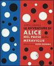 Le avventure di Alice nel paese delle meraviglie Libro di  Lewis Carroll, Yayoi Kusama