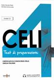 Celi 4. Test di preparazione. Livello C1 Libro di  Michele Mantouvalos, Maria Claudia Pierini