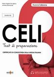 Celi 3. Test di preparazione. Livello intermedio B2. Con CD-Audio Libro di  Maria Angela Cernigliano, Antonio Damascelli