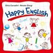 Happy English CD di Corradini Silvia,Giorgi Renato