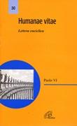 Humanae vitae. Lettera enciclica Libro di Paolo VI