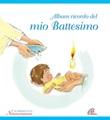 Album ricordo del mio battesimo. Azzurro. Con CD Audio