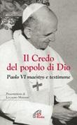 Il Credo del popolo di Dio Libro di Paolo VI