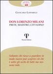 Don Lorenzo Milani. Prete, maestro, cittadino