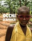 Occhi d'Africa Libro di