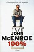 100% Libro di  John McEnroe