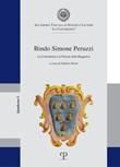 Bindo Simone Peruzzi. La Colombaria e la Firenze della Reggenza Libro di