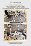 Voci dalla riva-Voces desde la orilla Libro di  Ana Varela Tafur