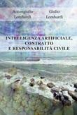 Intelligenza artificiale, contratto e responsabilità civile Libro di  Antongiulio Lombardi, Giulio Lombardi