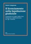 Il licenziamento nella liquidazione giudiziale. Commento al codice della crisi d'impresa e dell'insolvenza (D. Lgs. 14/2019) Ebook di  Dario Campesan, Dario Campesan