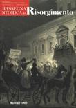 Rassegna storica del Risorgimento (2019). Vol. 1-2: Libro di