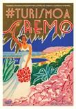 #turismo a Sanremo. Manifesti, immagini e documenti per la storia del turismo a Sanremo e in Riviera Libro di  Alberto Parodi, Hilda Ricaldone