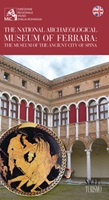 The national archeological museum of Ferrara. The museum of the ancient city of Spina Libro di