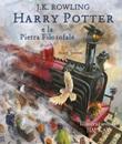 Harry Potter e la pietra filosofale. Ediz. illustrata. Vol. 1: Libro di  J. K. Rowling