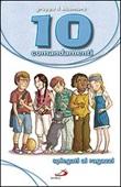 10 comandamenti spiegati ai ragazzi Libro di  Silvia Vecchini