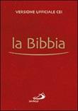 La Bibbia pocket. Versione ufficiale della CEI Libro di