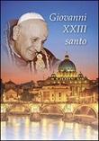 Giovanni XXIII santo Libro di