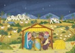 Storia del Natale. Calendario d'Avvento Libro di