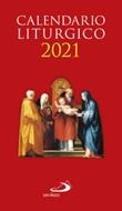 Calendario liturgico 2021 Libro di
