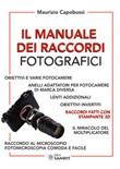 Il manuale dei raccordi fotografici Libro di  Maurizio Capobussi