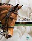 50 Q&A about parasitic infections of horses Ebook di  Aranzazu Meana Mañes, Francisco A. Rojo Vázquez