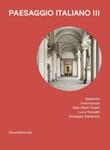 Paesaggio italiano. Vol. 3: Libro di