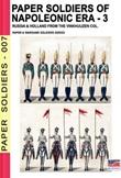 Paper soldiers of Napoleonic era. Vol. 3: Libro di  Luca Stefano Cristini