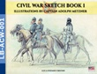 Civil War sketch book. Vol. 1: Libro di  Luca Stefano Cristini