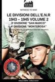 Le divisioni dell'E.N.R. 1943-1945. Vol. 2: Libro di  Paolo Crippa, Carlo Cucut