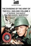 The divisions of the army of the R.S.I. 1943-1945. Vol. 2: Libro di  Paolo Crippa, Carlo Cucut