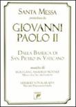 Santa Messa presieduta da Giovanni Paolo II DVD di