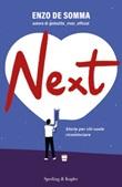 Next. Storie per chi vuole ricominciare Ebook di  Enzo De Somma