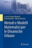 Metodi e modelli matematici per le dinamiche urbane Libro di