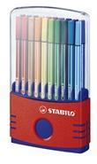 Pennarelli (STABILO Pen 68) blister 20 colori Cartoleria