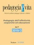 Pedagogia e vita (2019) Ebook di