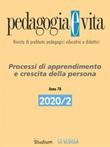 Pedagogia e vita (2020) Ebook di