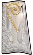 Icona a tegola argento Cresima Festività, ricorrenze, occasioni speciali
