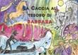 La caccia la tesoro di Barbara. Ediz. illustrata Libro di  Patrick Sauvan