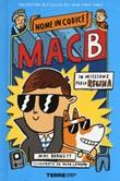 In missione per la regina. Nome in codice Mac B. Libro di  Mac Barnett