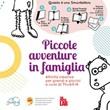 Piccole avventure in famiglia. Attività creative per grandi e piccini Libro di  Daniela Calisi, Cristiana Daneo, Chiara Puleo