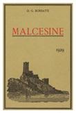 Malcesine 1929 Libro di  Giuseppe Borsatti