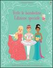 Vesto le bamboline. Edizione speciale. Con adesivi Libro di  Fiona Watt